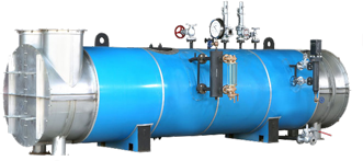 Exhaust Gas Boiler