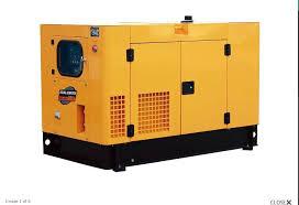 30 KVA / 24 KW Diesel Generator
