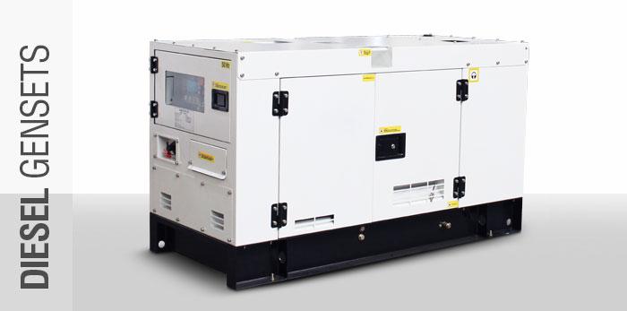 50 KVA European Standard Generator