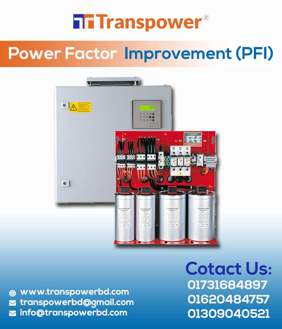30 KVAR Power factor Inprovement Plant