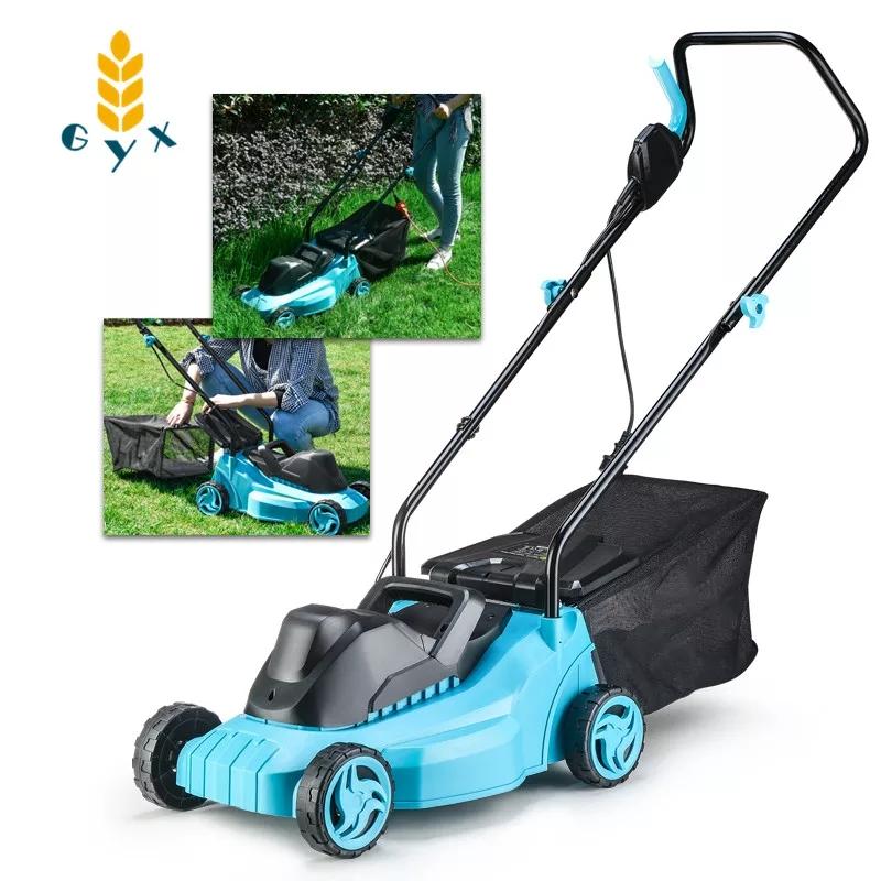 Electric Lawn Mower Machine