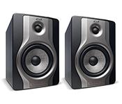Compact Active Studio Monitor Speakers M-Audio BX5 Carbon (Pair)