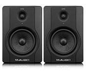 Monitoring speakers M-AUDIO BX8 D2 130W (PAIR)