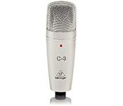 Behringer Condenser Microphones C3