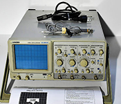 LEADER 8022 Oscilloscope
