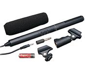 Condenser Shotgun Microphone Audio-Technica ATR-6550
