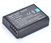 Canon LP-E10 Replacement Battery Pack  7.4V 1500mAh