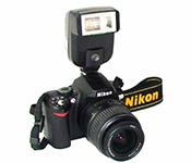 Universal Hot Shoe Camera Electronic Flash Light for Nikon
