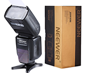 9 NEEWER® NW985C High-Speed Sync Camera Flash Speedlite for Canon EOS
