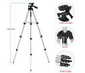 TOP-MAX® Pro Camera Camcorder Tripod Stand with Nylon BAG