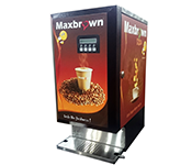 Maxbrown Coffee and Tea Vending Machine