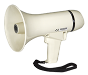 Megaphone SHOW ER-226S 8W rechargeable