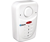 Swann 110dB Magnetic Door Alarm with Keypad Siren