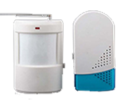 TaylorRoco Infrared Doorbell Anti-Lost Alarm Security system