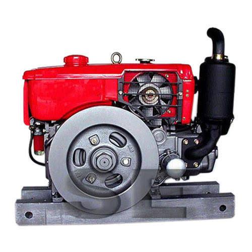 Agricultural diesel engine pump