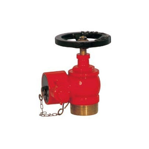 Right Angle Landing Valve